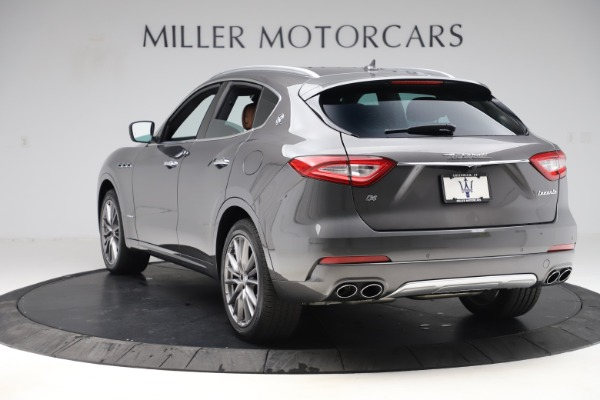 New 2020 Maserati Levante Q4 GranLusso for sale $84,985 at Bugatti of Greenwich in Greenwich CT 06830 5