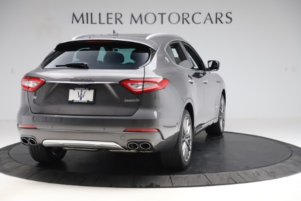 New 2020 Maserati Levante Q4 GranLusso for sale $84,985 at Bugatti of Greenwich in Greenwich CT 06830 7