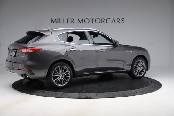 New 2020 Maserati Levante Q4 GranLusso for sale $84,985 at Bugatti of Greenwich in Greenwich CT 06830 8