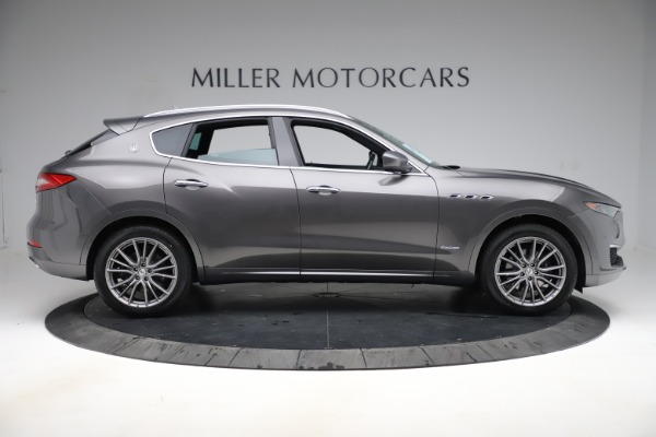 New 2020 Maserati Levante Q4 GranLusso for sale $84,985 at Bugatti of Greenwich in Greenwich CT 06830 9