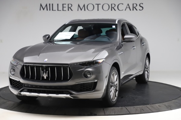 New 2020 Maserati Levante Q4 GranLusso for sale $84,985 at Bugatti of Greenwich in Greenwich CT 06830 1