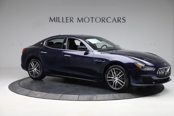 New 2019 Maserati Ghibli S Q4 for sale Sold at Bugatti of Greenwich in Greenwich CT 06830 10