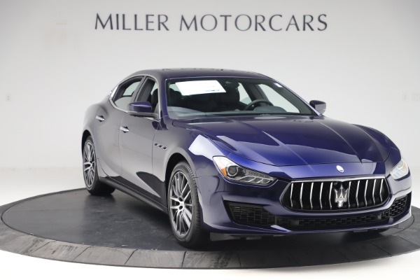 New 2019 Maserati Ghibli S Q4 for sale Sold at Bugatti of Greenwich in Greenwich CT 06830 11
