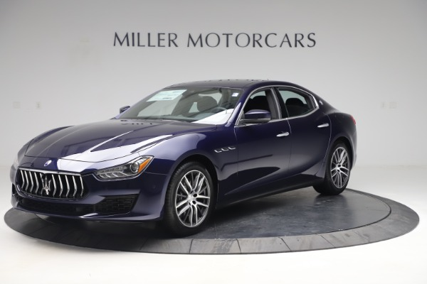 New 2019 Maserati Ghibli S Q4 for sale Sold at Bugatti of Greenwich in Greenwich CT 06830 2