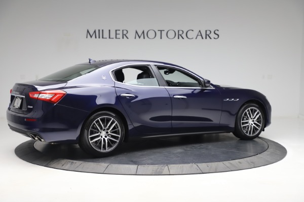 New 2019 Maserati Ghibli S Q4 for sale Sold at Bugatti of Greenwich in Greenwich CT 06830 8