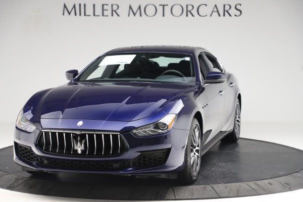 New 2019 Maserati Ghibli S Q4 for sale Sold at Bugatti of Greenwich in Greenwich CT 06830 1