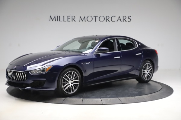 New 2019 Maserati Ghibli S Q4 for sale $90,765 at Bugatti of Greenwich in Greenwich CT 06830 2