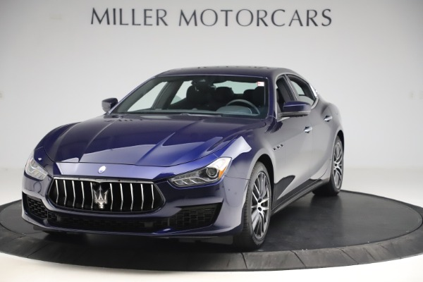New 2019 Maserati Ghibli S Q4 for sale $90,765 at Bugatti of Greenwich in Greenwich CT 06830 1
