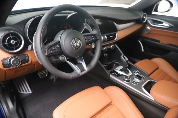 New 2020 Alfa Romeo Giulia Ti Sport Q4 for sale $52,840 at Bugatti of Greenwich in Greenwich CT 06830 13