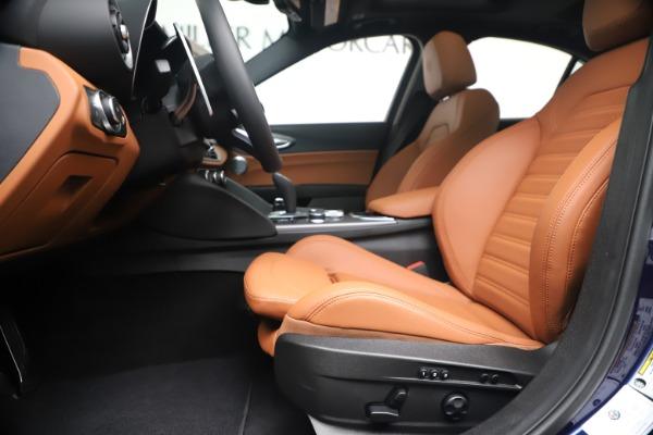 New 2020 Alfa Romeo Giulia Ti Sport Q4 for sale $52,840 at Bugatti of Greenwich in Greenwich CT 06830 14