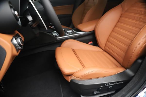 New 2020 Alfa Romeo Giulia Ti Sport Q4 for sale $52,840 at Bugatti of Greenwich in Greenwich CT 06830 15