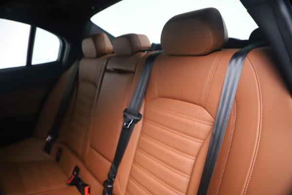 New 2020 Alfa Romeo Giulia Ti Sport Q4 for sale $52,840 at Bugatti of Greenwich in Greenwich CT 06830 18