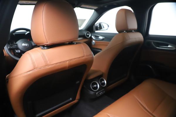 New 2020 Alfa Romeo Giulia Ti Sport Q4 for sale $52,840 at Bugatti of Greenwich in Greenwich CT 06830 20