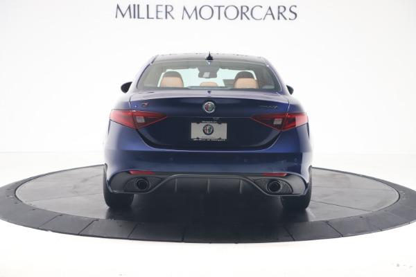 New 2020 Alfa Romeo Giulia Ti Sport Q4 for sale $52,840 at Bugatti of Greenwich in Greenwich CT 06830 6