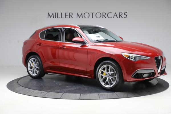 New 2020 Alfa Romeo Stelvio Ti Q4 for sale $57,040 at Bugatti of Greenwich in Greenwich CT 06830 10