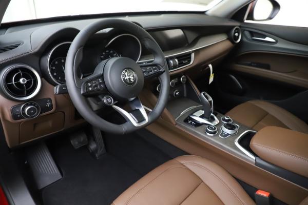 New 2020 Alfa Romeo Stelvio Ti Q4 for sale $57,040 at Bugatti of Greenwich in Greenwich CT 06830 13