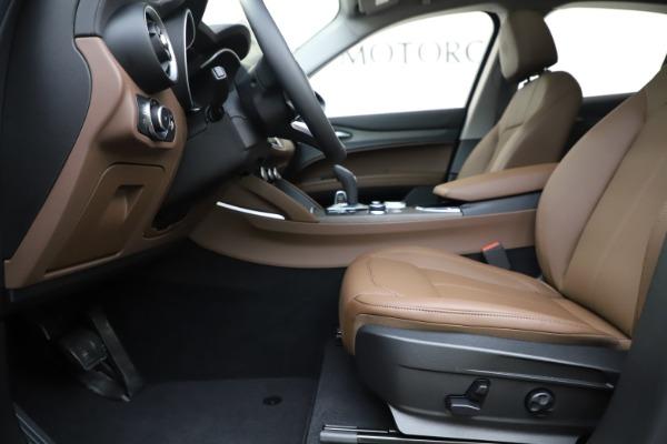 New 2020 Alfa Romeo Stelvio Ti Q4 for sale $57,040 at Bugatti of Greenwich in Greenwich CT 06830 14
