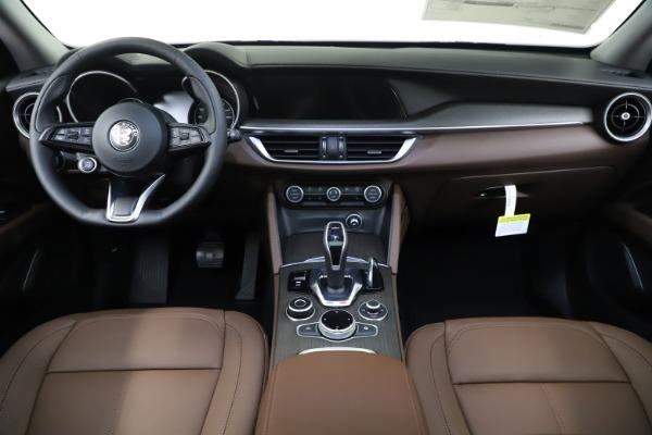 New 2020 Alfa Romeo Stelvio Ti Q4 for sale $57,040 at Bugatti of Greenwich in Greenwich CT 06830 16