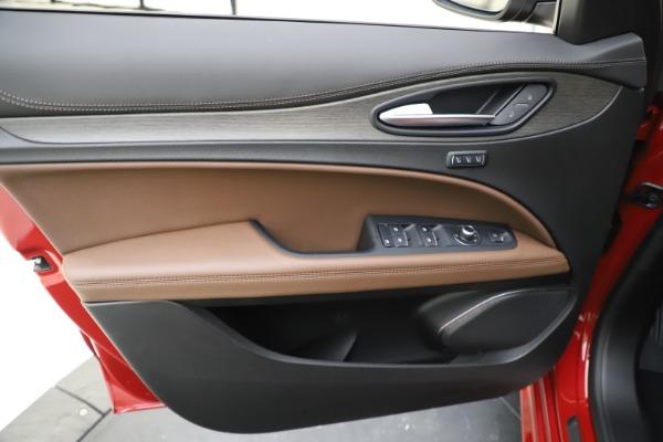 New 2020 Alfa Romeo Stelvio Ti Q4 for sale $57,040 at Bugatti of Greenwich in Greenwich CT 06830 17