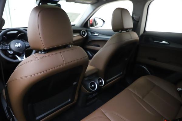 New 2020 Alfa Romeo Stelvio Ti Q4 for sale $57,040 at Bugatti of Greenwich in Greenwich CT 06830 20
