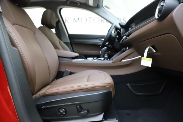 New 2020 Alfa Romeo Stelvio Ti Q4 for sale $57,040 at Bugatti of Greenwich in Greenwich CT 06830 23