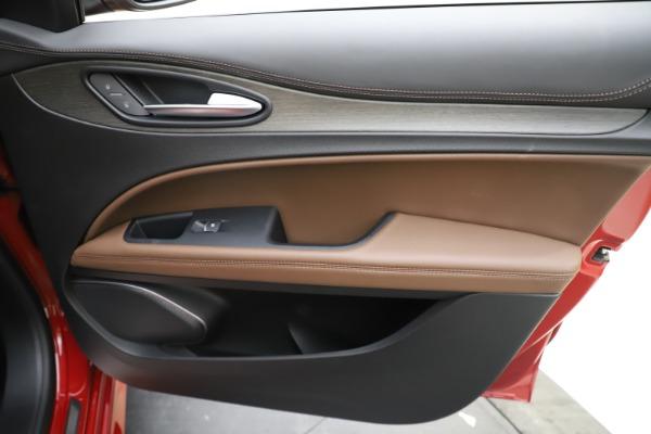 New 2020 Alfa Romeo Stelvio Ti Q4 for sale $57,040 at Bugatti of Greenwich in Greenwich CT 06830 25