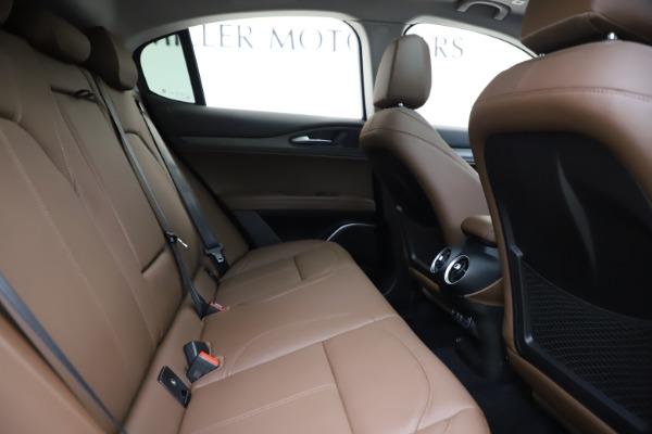 New 2020 Alfa Romeo Stelvio Ti Q4 for sale $57,040 at Bugatti of Greenwich in Greenwich CT 06830 27