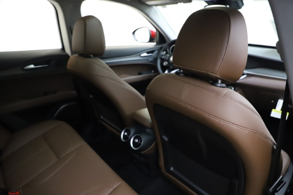 New 2020 Alfa Romeo Stelvio Ti Q4 for sale $57,040 at Bugatti of Greenwich in Greenwich CT 06830 28