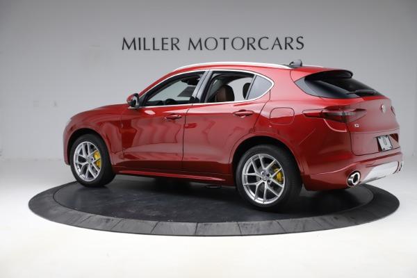 New 2020 Alfa Romeo Stelvio Ti Q4 for sale $57,040 at Bugatti of Greenwich in Greenwich CT 06830 6