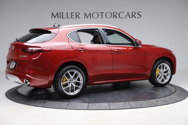 New 2020 Alfa Romeo Stelvio Ti Q4 for sale $57,040 at Bugatti of Greenwich in Greenwich CT 06830 8