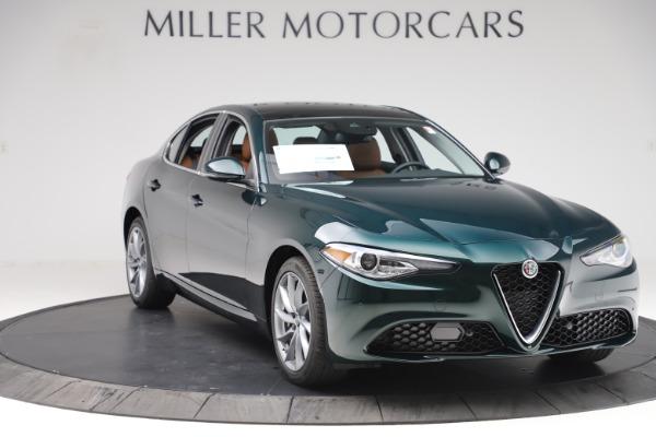 New 2020 Alfa Romeo Giulia Q4 for sale $46,940 at Bugatti of Greenwich in Greenwich CT 06830 11