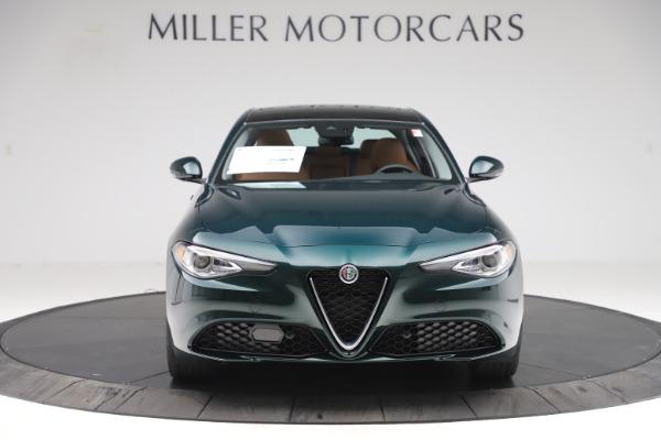 New 2020 Alfa Romeo Giulia Q4 for sale $46,940 at Bugatti of Greenwich in Greenwich CT 06830 12