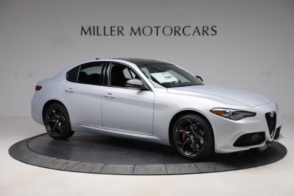 New 2020 Alfa Romeo Giulia Ti Sport Q4 for sale $51,590 at Bugatti of Greenwich in Greenwich CT 06830 10