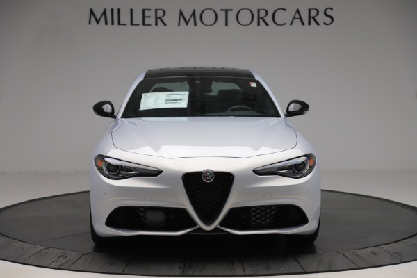 New 2020 Alfa Romeo Giulia Ti Sport Q4 for sale $51,590 at Bugatti of Greenwich in Greenwich CT 06830 12