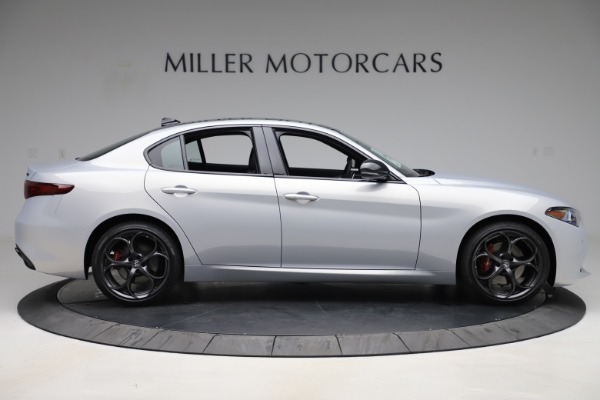 New 2020 Alfa Romeo Giulia Ti Sport Q4 for sale $51,590 at Bugatti of Greenwich in Greenwich CT 06830 9