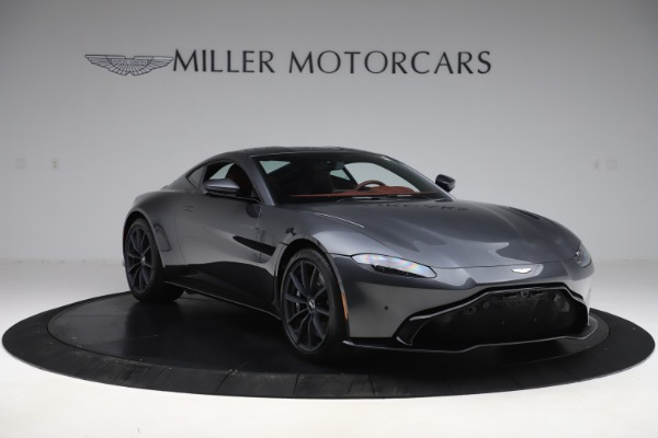 Used 2020 Aston Martin Vantage Coupe for sale $153,900 at Bugatti of Greenwich in Greenwich CT 06830 10