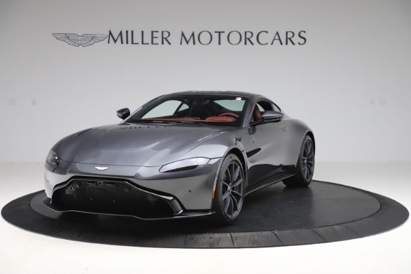 Used 2020 Aston Martin Vantage Coupe for sale $153,900 at Bugatti of Greenwich in Greenwich CT 06830 12