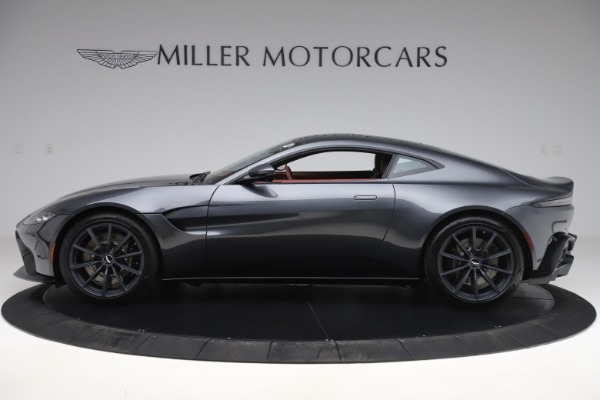 Used 2020 Aston Martin Vantage Coupe for sale $153,900 at Bugatti of Greenwich in Greenwich CT 06830 2