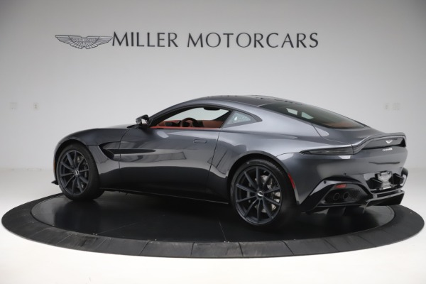Used 2020 Aston Martin Vantage Coupe for sale $153,900 at Bugatti of Greenwich in Greenwich CT 06830 3