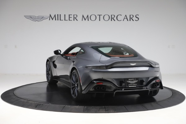 Used 2020 Aston Martin Vantage for sale $153,900 at Bugatti of Greenwich in Greenwich CT 06830 4