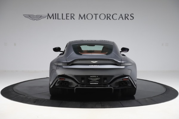 Used 2020 Aston Martin Vantage Coupe for sale $153,900 at Bugatti of Greenwich in Greenwich CT 06830 5