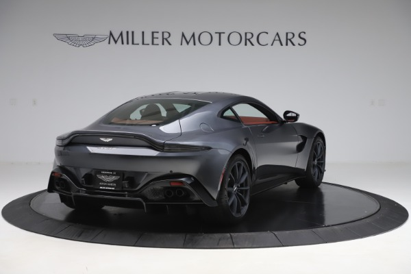 Used 2020 Aston Martin Vantage Coupe for sale $153,900 at Bugatti of Greenwich in Greenwich CT 06830 6