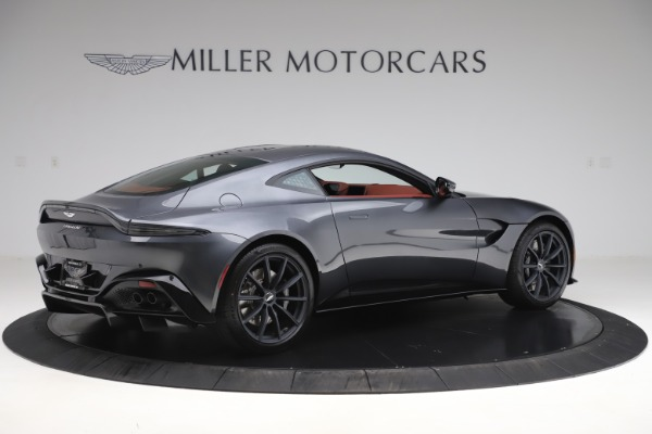 Used 2020 Aston Martin Vantage for sale $153,900 at Bugatti of Greenwich in Greenwich CT 06830 7