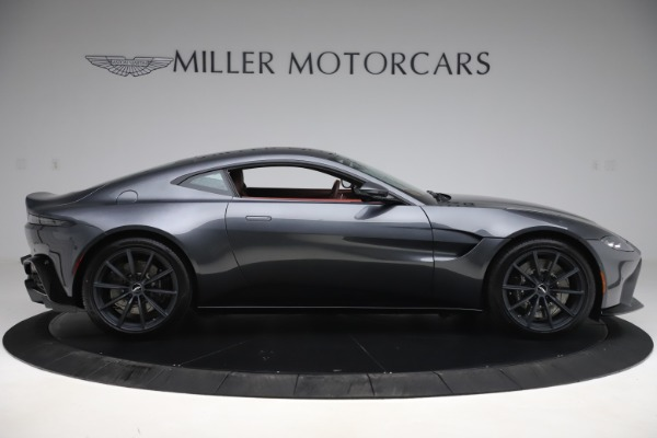 Used 2020 Aston Martin Vantage Coupe for sale $153,900 at Bugatti of Greenwich in Greenwich CT 06830 8
