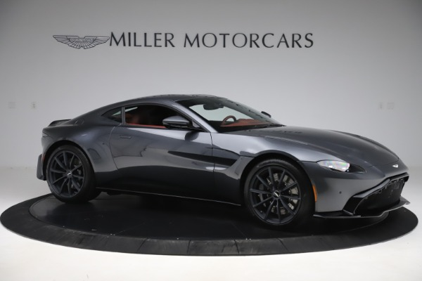 Used 2020 Aston Martin Vantage Coupe for sale $153,900 at Bugatti of Greenwich in Greenwich CT 06830 9