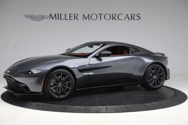 Used 2020 Aston Martin Vantage for sale $153,900 at Bugatti of Greenwich in Greenwich CT 06830 1