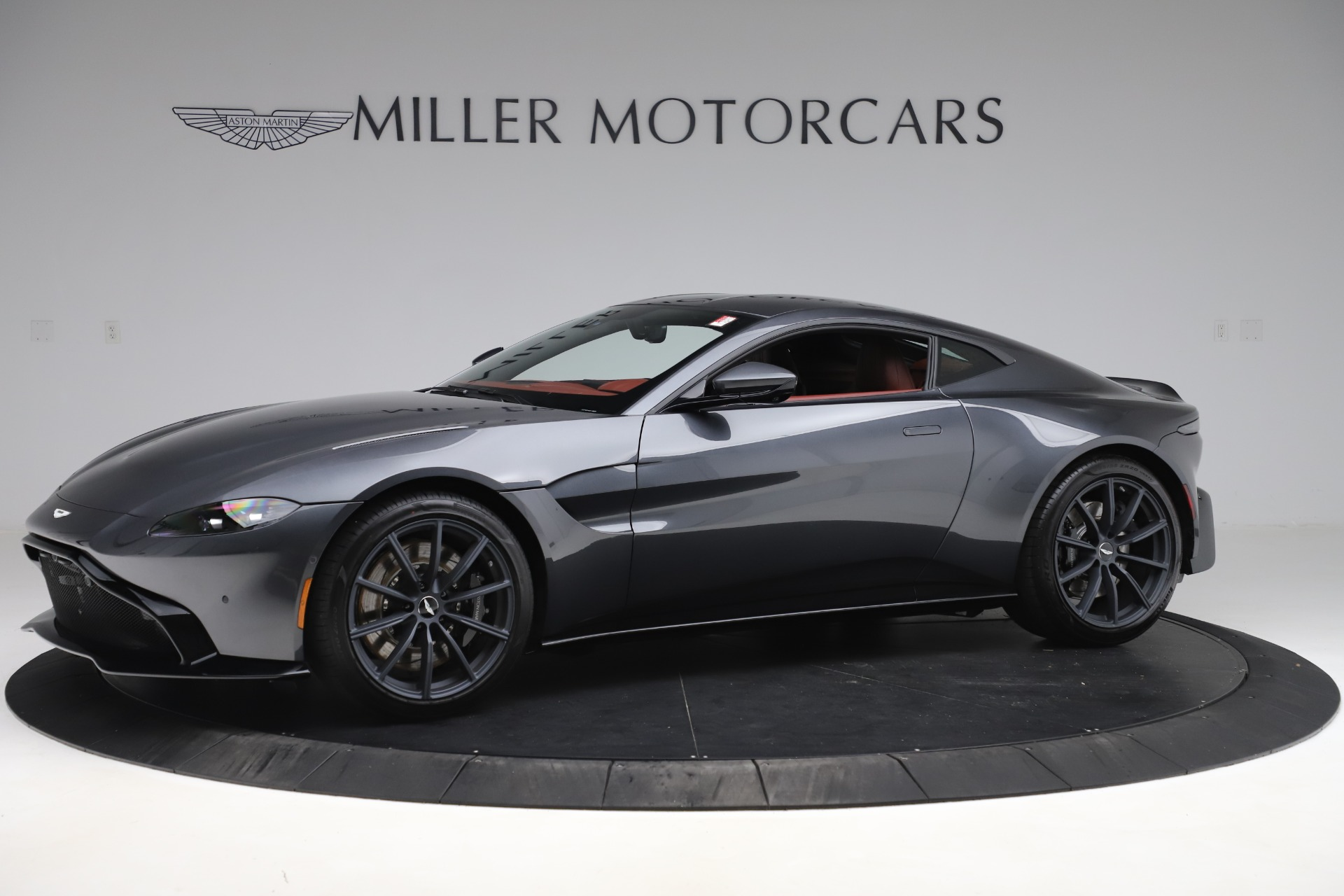 Used 2020 Aston Martin Vantage Coupe for sale $153,900 at Bugatti of Greenwich in Greenwich CT 06830 1