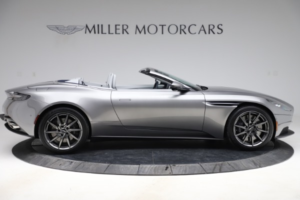 New 2020 Aston Martin DB11 Volante Convertible for sale $271,161 at Bugatti of Greenwich in Greenwich CT 06830 10