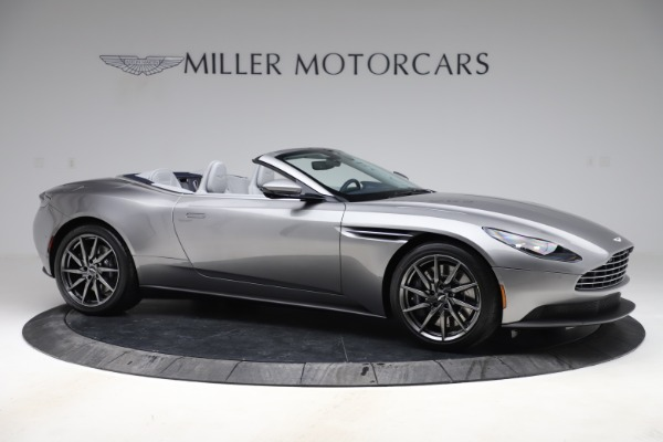 New 2020 Aston Martin DB11 Volante Convertible for sale $271,161 at Bugatti of Greenwich in Greenwich CT 06830 11