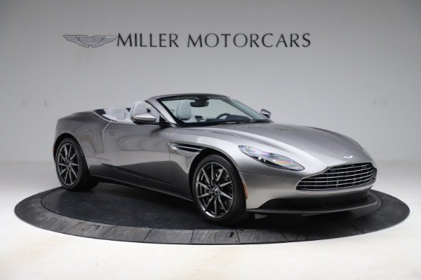 New 2020 Aston Martin DB11 Volante Convertible for sale $271,161 at Bugatti of Greenwich in Greenwich CT 06830 12